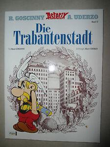 XXXX Goscinny - Uderzo , Asterix , Die Trabantenstadt , Band 17 Cover A ,  ehapa