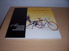 Oldtimer Fahrrad EXPRESS Werke Neumarkt auf den Hund gekommen Armee Klapprad #77
