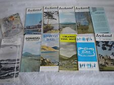 1950s Travel Brochures Ireland collection