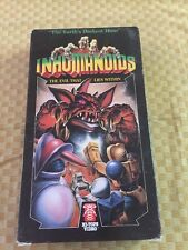 Inhumanoids animated cartoon vhs tape 2 episodes. Very Rare 80s Cartoon Volume 2
