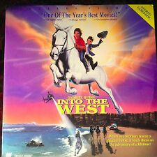 Into The West  Laserdisc  Buy 6 for free shipping