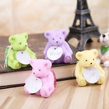 Cute Bear Shape Eraser With Pencil Sharpener School Supplies Stationery Rubber