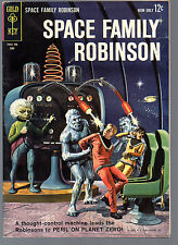 Space Family Robinson 3    Gold Key 1963