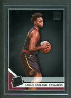 2019-20 DARIUS GARLAND PANINI CLEARLY DONRUSS RATED ROOKIE RC #100