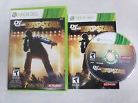 Microsoft Xbox 360 | Def Jam Rapstar | Complete In Box CIB Game Near Mint Disc