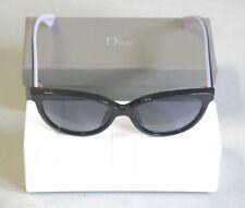 19c7457085b8 Christian Dior Sunglasses Envol 3 LVB HD Black Purple Blue Grey NEW! 32613