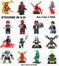 Spiderman Minifigure Marvel Spider-Man Far From Home Lego & Custom Mini Figure