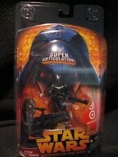 STAR WARS 2005 TARGET EXCLUSIVE REVENGE OF THE SITH UTAPAU SHADOW TROOPER