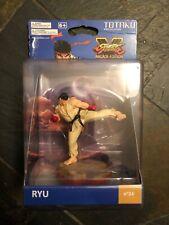 "Totaku Collection Street Fighter V Ryu 3.75"" Figure"
