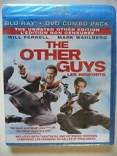 NEW/SEALED -The Other Guys (Blu-ray/DVD, 2010, 2-Disc Set, Unrated Other Edition