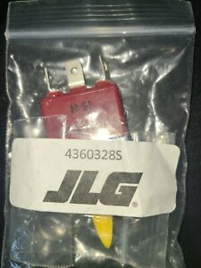 JLG PART Number 4360328S Switch Toggle