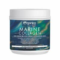 Marine Collagen 250 gm with Vitamin C & Hyaluronic Acid -Reduces join pain