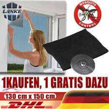 Fliegengitter Insektenschutz Mückenschutz für Fenster Dachfenster Ohne Bohren DE