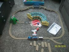Thomas at Tidmouth Sheds Trackmaster Thomas the Train - Complete- Retired