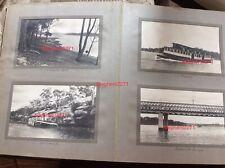More details for photo album sydney australia c1914 views sailing ship steam ship car etc
