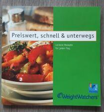 Kochbuch weight watchers