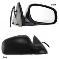New Passenger Side Heated Power Mirror For 2003-2008 Lincoln Town Car FO1321328