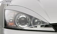 RDX Scheinwerferblenden FORD Focus 1 MK1 Böser Blick Blenden Spoiler Tuning