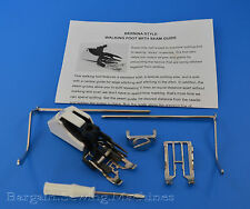 WALKING, QUILTING FOOT SET WILL FIT, BERNINA OLD STYLE SEWING MACHINES 1001 +