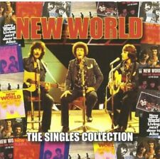 NEW WORLD SINGLES COLLECTION CD NEW