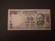 India 50 Rupees 2014 UNC