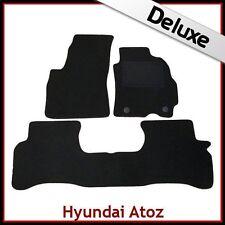 Hyundai Atoz (1998 1999 2000 2001) Tailored LUXURY 1300g Car Mat