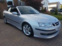 Saab 9-3 Aero Convertible Anniversary Edition *Very low Mileage*