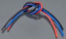TQ WIRE 10 Gauge Wire 1' Brushed Kit Black/Red/Blue  TQW1103