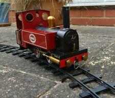 Mamod SL3 Live Steam Locomotive - Upgraded Loco, Meths burner, O Gauge MSS SM32