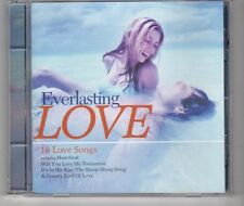 (HG910) Everlasting Love, 16 Love Songs various artists - 2003 CD