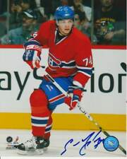 SERGEI KOSTITSYN SIGNED MONTREAL CANADIENS 8x10 PHOTO #2 Autograph