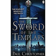 PAUL CHRISTOPHER __ THE SWORD OF THE TEMPLARS  __ BRAND NEW ___  FREEPOST UK
