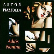ASTOR PIAZZOLLA  -  Adios Nonino  -  CD usato/used