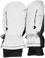 Obermeyer Unisex Kids 247456 White Puffy Down Mitten Size L