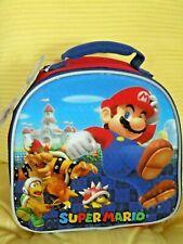 Super Mario Nintendo Lunchbox 2016 New