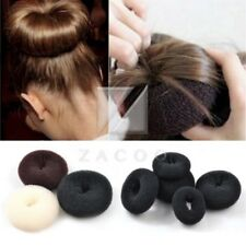 Women Hair Bun Daily life Ring Sponge Donut Shaper Maker Foam Updo Styling