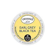 Twinings of London Earl Grey Tea Keurig K-Cups 96-Count