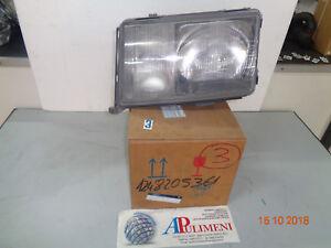 A1248205361 FARO PROIETTORE (HEAD LAMP) SX H4/H3 S/FANALE MERCEDES W124 1985->