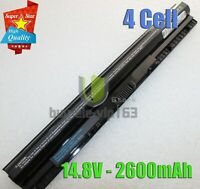 Battery for Dell Inspiron 15 5555 5559 3552 3558 3567 14 3451 3452 3458 5458