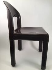 RARE Luigi Massoni i Guzzini MId Century Modern Plastic Chair Italy 5 available!