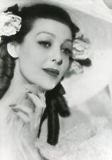 LORETTA YOUNG PHOTO DE PRESSE CINEMA