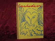 Libro Illustrato Carlo Levi Testo Critico Saggio Inedito 1948 Tiratura Limitata