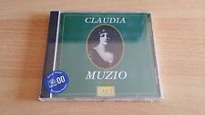 CLAUDIA MUZIO - VOLUME II - CD SIGILLATO (SEALED)