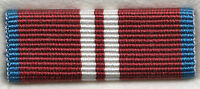 1 Fullsize  Medal Ribbons on Pin Brooch  Queens Diamond Jubilee Medal