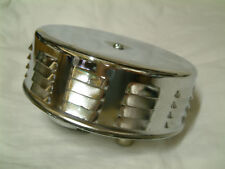 Louvered Chrome air filter VW Beetle and Type 2