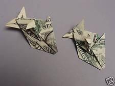 Hawaiian Money Dollar Origami Humuhumunukunukuapua'a