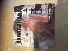 Linkin park cd rare live in London