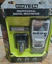 Ryobi tek4 Digital Multimeter RP4020