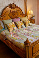 The Chateau By Angel Strawbridge Wallpaper Museum Duvet Cover Set