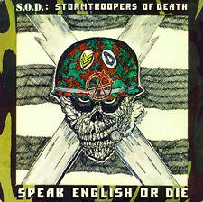 S.O.D. - 1985 - Speak English Or Die
